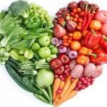 Dimagrire con i 5 colori: la dieta cromatica