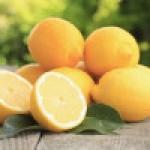 Il limone: curiosità
