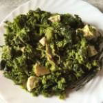 Ricette a base di secondo e contorno: Broccoli con tofu e salsa di tamari e senape