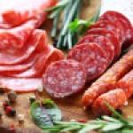 Carne lavorata e insaccati: le ultime news dall' Oms