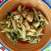 Ricette per piatto unico: Penne con salmone e zucchine