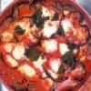 Ricetta per secondi piatti: Parmigiana light