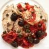 Ricette per secondi piatti: pesce spada con capperi e olive