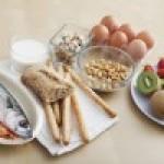Allergie e intolleranze alimentari: cosa mangiare