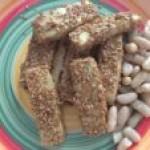 Tofu croccante al sesamo