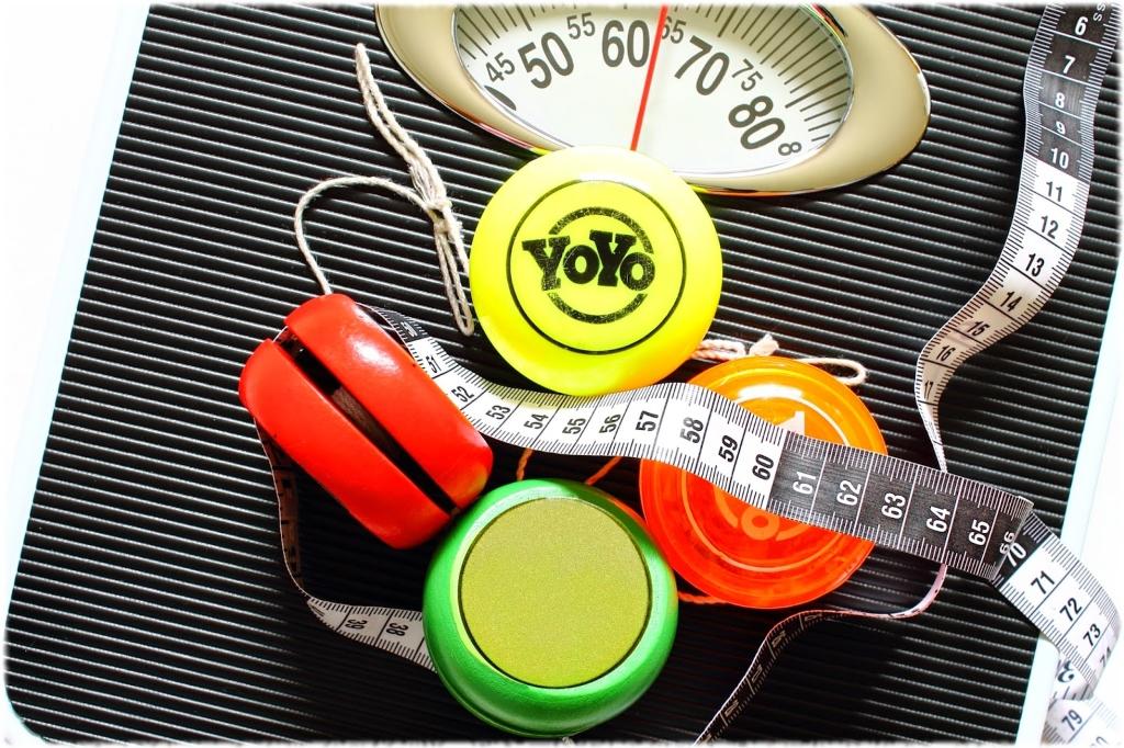 Effetto Yo-yo dieta fai da te dietaokit