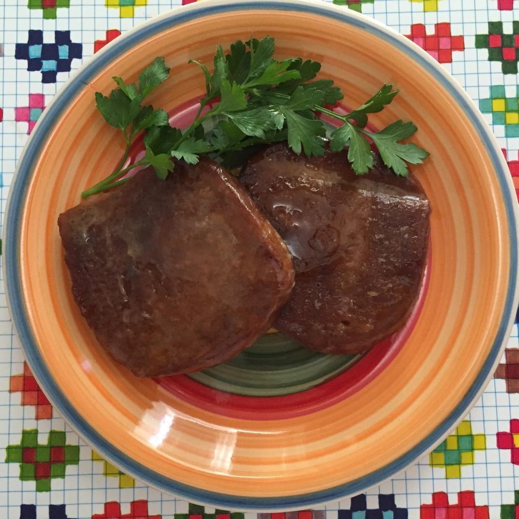 Scaloppina di seitan alla lombarda ricette dietaokit