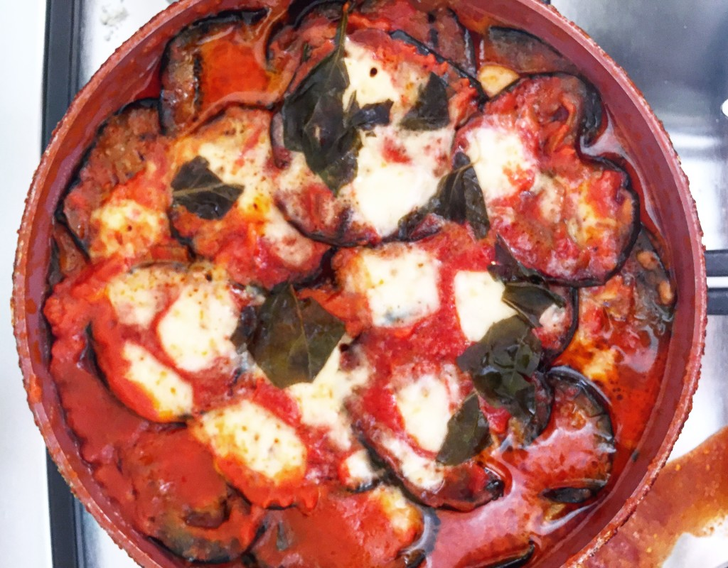 Parmigiana light dietaokit