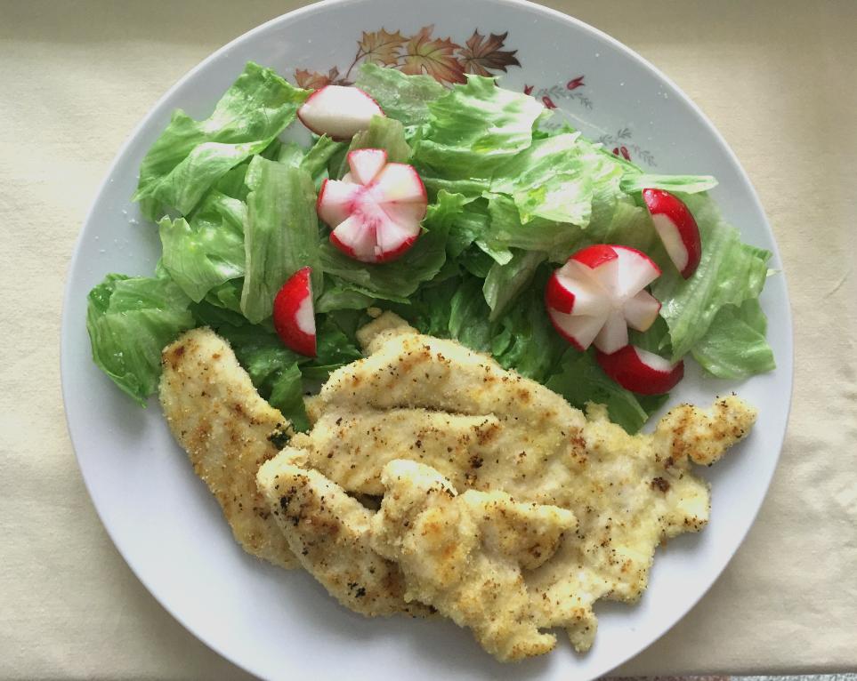ricette a basso contenuto di grassi di petto di pollo